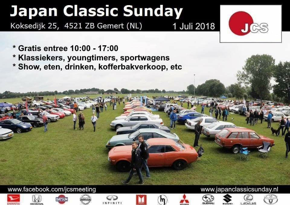 Japan Classic Sunday, Gemert (NL)