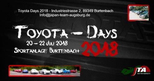 Toyota Days 2018 Burtenbach (D)