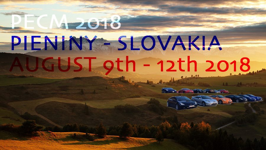 Pan-European Celica Meeting 2018